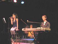 Sabrina Correa et Ian Bartczak - Nuits Acoustiques 1