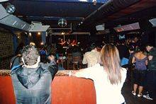 Crowd Shot at Jupiter Room - Nuits Acoustiques 3