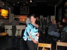 Melina Soochan dans la foule - Nuits Acoustiques 8