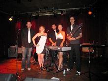Melina Soochan, Jonathan Rosner, Srikanth Narayanan, Jon Watts et Hailey Samm - Gala Nuits Acoustiques 2011