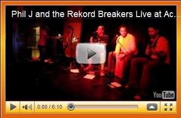 Phil J and the Rekord Breakers - Nuits Acoustiques 4